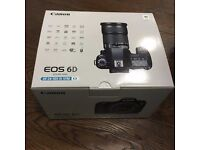 *NEW* Canon EOS 6D 20.2 Megapixel DSLR Camera with EF 24-105mm f/3.5-5.6 IS STM lens (8035B126AA)