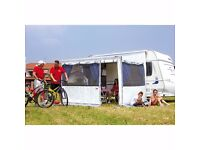 NEW Fiamma Privacy Room Medium 350 Enclosure for Caravan & Motorhomes to Fit F45 Awnings H 225-250