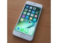 iPhone 6 16GB in Silver, Unlocked