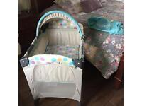 Graco Petite Bassinet / small travel cot