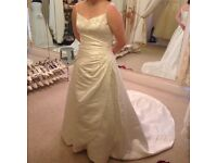 Wedding dress - OFFERS ACCEPTED