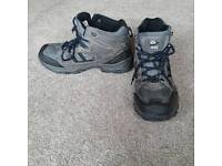Freedom Trail grey Walking boots. Size 6