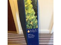 "Pre lit 5"" 6 Christmas tree"