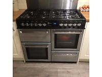 Flavel Dual fuel Range cooker- Can deliver if needed