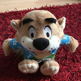Roary the tiger Haven soft teddy