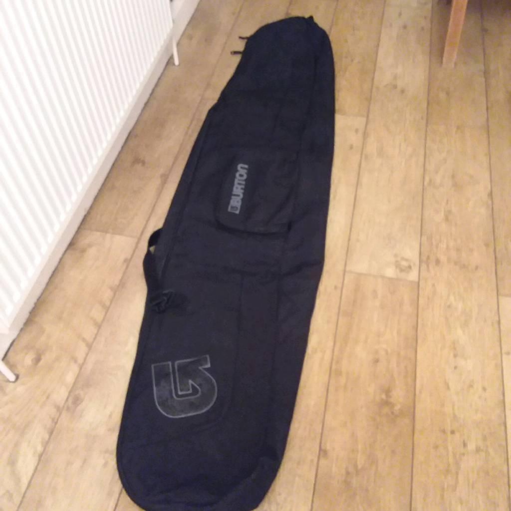 a8b9bdeec58c7a Burton space sack snowboard bag 181 cm Long true black | in Kirk ...