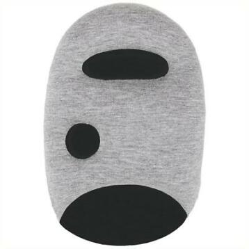 Ostrich Pillow Mini Midnight Grey