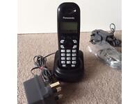 Panasonic wireless trio phone.