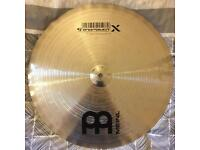 "Bargain! New Unused Meinl Thomas Lang 18"" Crash Cymbal."