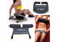 NEW HOME SMART BODY EXERCISE GYM AB TRAINER WONDER FITNESS CORE MACHINE UK STOR