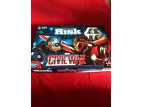 Marvel - Risk board game