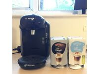 Bosch Tassimo Vivy2 Coffee Hot Drinks Machine with Free Drinks!