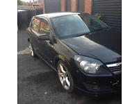 VAUXHALL ASTRA 1.9 SXI CDTI 57 PLATE 150BHP NIPPY CAR LOOKING FOR CASH OR SWAP!