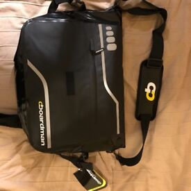 Christmas gift?boardman messages 15L waterproof 100%bag . RRP 29.99