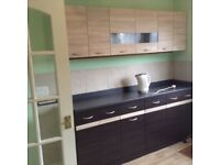 Two bedroomed terraced house with garage, Centrally located in Insch