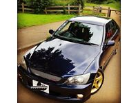 TOYOTA ALTEZZA QUALITAT 210BHP *LEXUS IS200 IS300 S13 S14A S15 SILVIA E30 E36 E46 BMW DRIFT