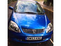 Honda civic car very good condition