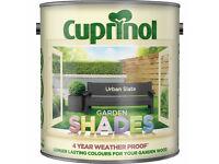 Cuprinol Garden Shades Colour Urban Slate 2.5 Litres