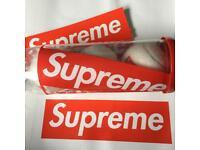 Supreme tennis balls