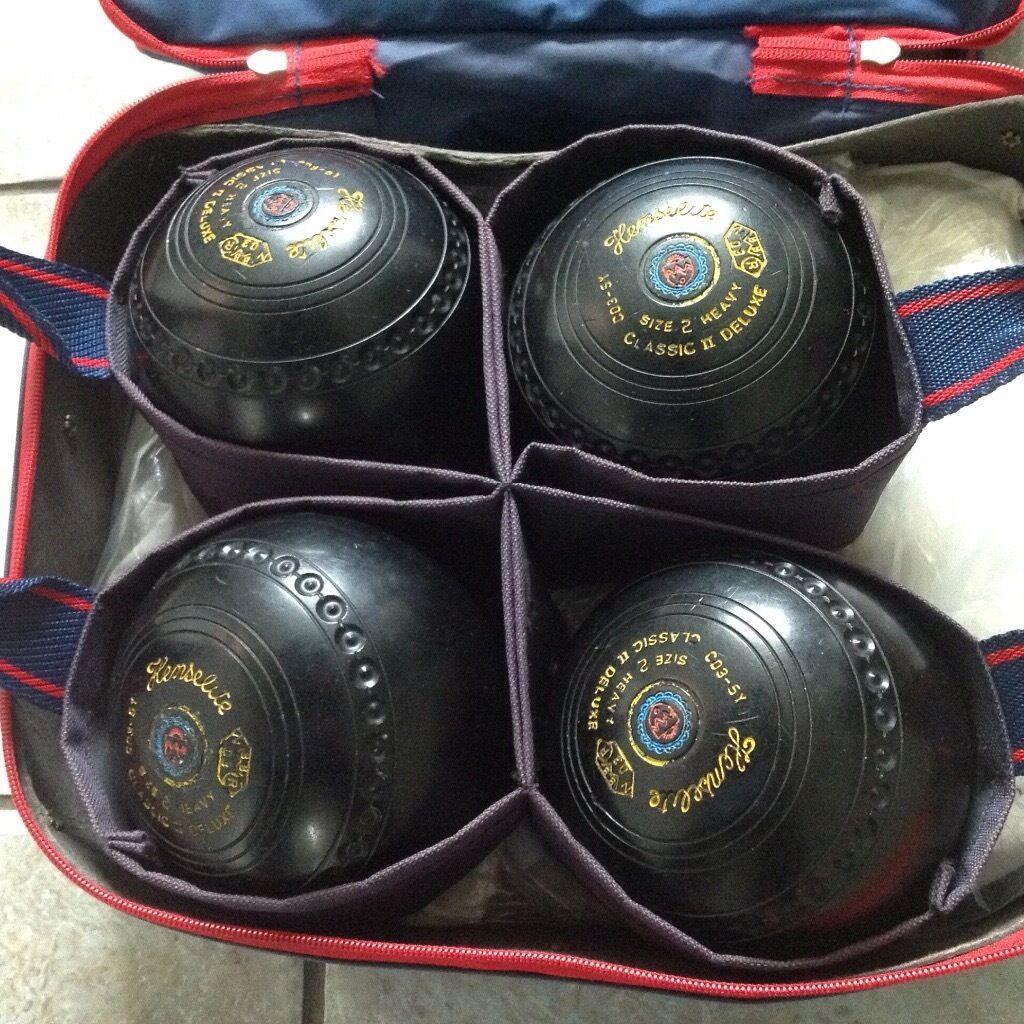 Flat Green Bowls,Bag and Waterproofs.
