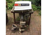 Johnson 25 outboard motor