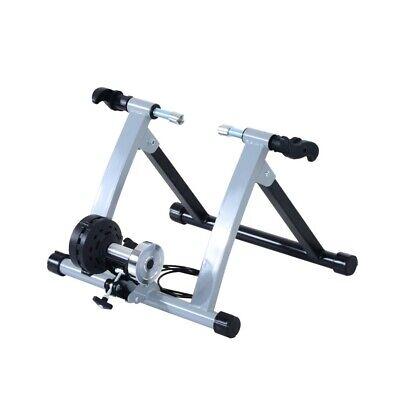 Rodillo de entrenamiento bicicleta, resistencia magnética regulable