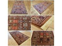 Baluch traditional rug