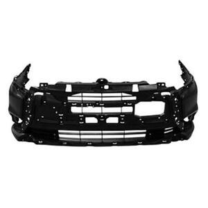 New Painted 2016 2017 2018 Mitsubishi Outlander Front Bumper