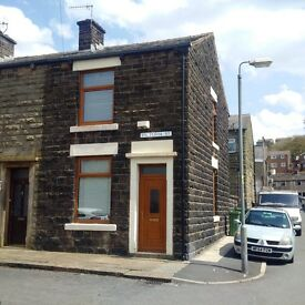 2 Bed end terrace to let in whitworth £450 pcm