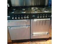 free oven. new element needed in fan. rest working perfectly and in very good condition.