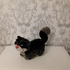 Lucifer Soft Toy Cat ***Like NEW***