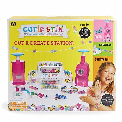 Cut Station (Cutie Stix!!! Cut and Create Station 2016/2017 BRAND NEW Maya Toy Group 6+)