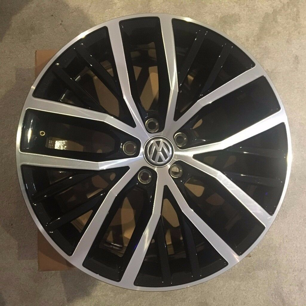 VW Polo GTI Alloys Wheels Parabolic 6C0601025K Maybe 6R Or