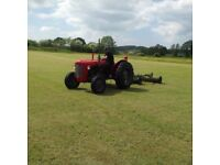 Massey Ferguson 35 with diff lock. Fully restored