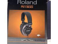 Roland RH 300 Stereo Headphones