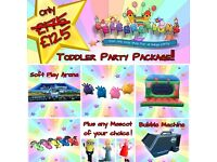🎉 Unbeatable Birthday Party Package Deals 🎉 Bouncy Castle - Popcorn - Slushy Drinks - Mascots 🎉