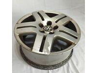 """15"""" Volkswagen Golf Alloy Wheel"""