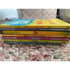7 Roald Dahl books *the plays*
