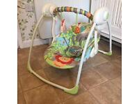 Bright Starts Swing 2 Available Excellent Condition