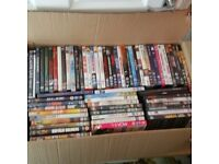 Job lot of dvd