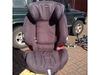 Britax Car Seat lightly used in very good condition.