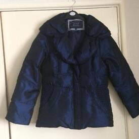 Per Una Water Repellent Jacket - Size 12