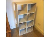 2 x 4 Cube Storage Unit (moon grey colour)