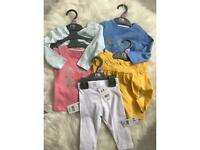 SOLD-BNWT Mothercare girls bundle 6-9 months