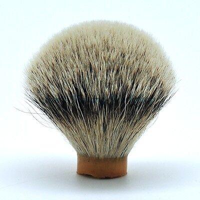 Frank Shaving Density Best/Super Badger Hair Knot for Shaving Brush (Best Badger Hair Shaving Brushes)