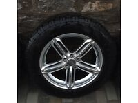 Audi Q5 Winter wheels and tyres