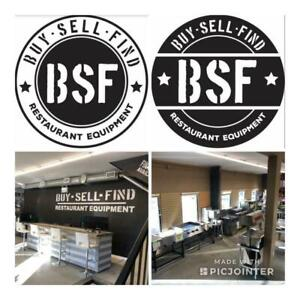 BSF RESTAURANT EQUIPMENT (BUY SELL FIND)