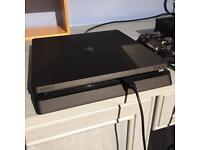PS4 Slim 500gb mint