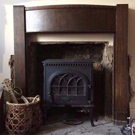 Fireplace Surround, mantlepiece, Edinburgh City Centre ONLY £10!