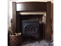 Fireplace Surround, mantlepiece, Edinburgh City Centre ONLY £10!
